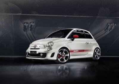 AR Abarth500 Elaborabile